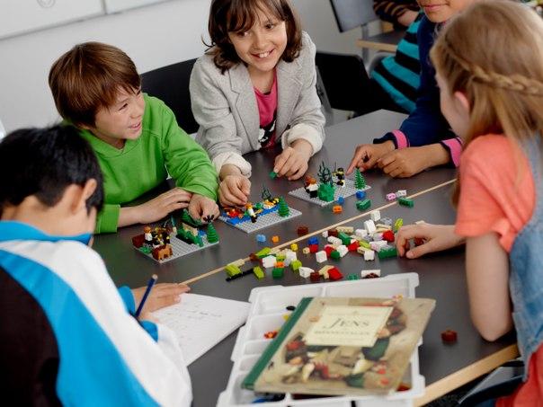 """LEGO Education """"Построй свою историю"""" - Обзор конструктора. Читать последние новости из мира Лего - EduCube"""