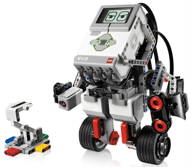 Gyro Boy. Робот-гироскутер