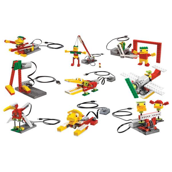 Перворобот LEGO Wedo
