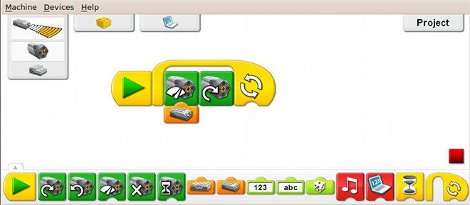 ПО LEGO WeDo 9580